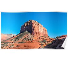 Courthouse Rock Sedona Arizona Poster