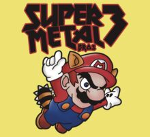 Super Metal Bros 3 by Cyndi Vasquez