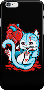 Cat Got Your Heart? by harebrained