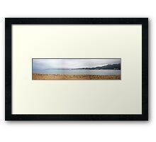 Caminha's bay Framed Print
