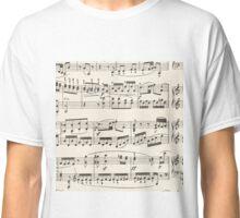 Action Proud Charming Convivial Classic T-Shirt