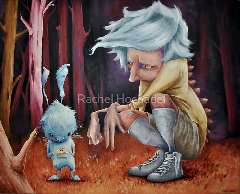 Forever Young by Rachel Hochadel