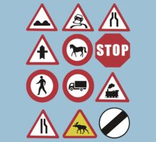 Road Signs by MelTho