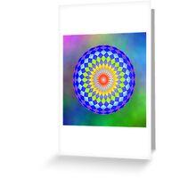 Aly's Rainbow Land Greeting Card