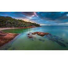 Freycinet Sunset, Tasmania Photographic Print