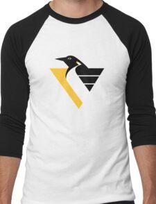 Pittsburgh Penguins Men's Baseball ¾ T-Shirt