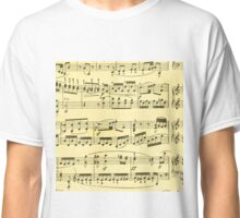 Supporting Placid Lucid Sociable Classic T-Shirt