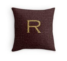 Ron's Sweater Throw Pillow
