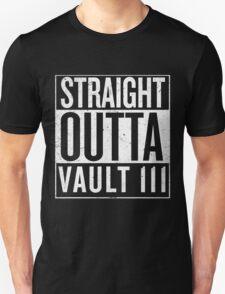 Straight Outta Vault 111 T-Shirt