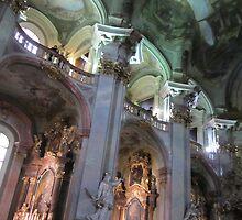 St Nicholas - Prague by bubblehex08