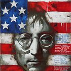 John Lennon, The Man of Peace And The World- 2 picture by VitalyScher