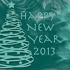 Happy New Year 2013 by Nicole  Markmann Nelson