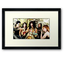 The Operating Theatre Framed Print