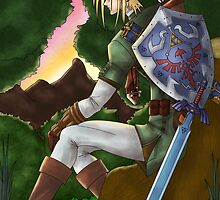 Link by artwaste