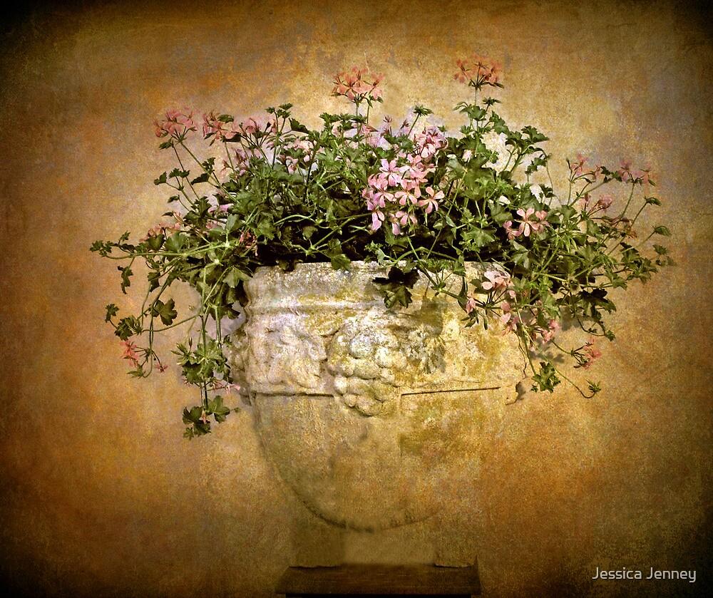 Fresco Floral by Jessica Jenney