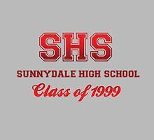 Sunnydale High School by fashprints