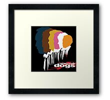 The Dogs- Reservoir Dogs Framed Print