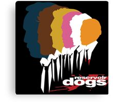 The Dogs- Reservoir Dogs Canvas Print