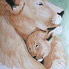 Lion Love by Lynda Harris
