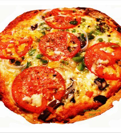 Pizza Pizzazzzz Sticker