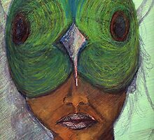huitzilihuitl pluma colibri by Hagreda