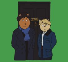 Sherlock and Friends Kids Clothes