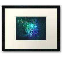 Fractal Art IX Framed Print