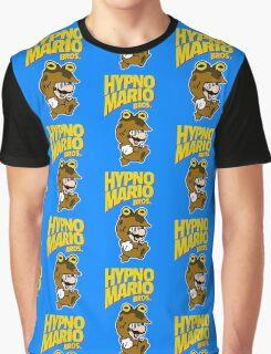 HypnoMario Bros Graphic T-Shirt