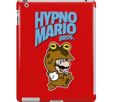HypnoMario Bros iPad Case/Skin