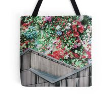Party On The Roof Tote Bag