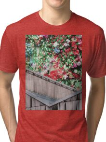 Party On The Roof Tri-blend T-Shirt