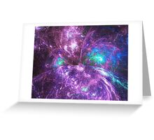 Fractal Art XIII Greeting Card