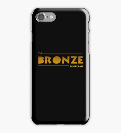 The Bronze, Sunnydale iPhone Case/Skin