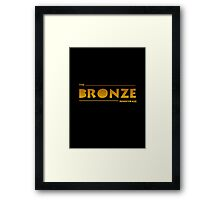 The Bronze, Sunnydale Framed Print