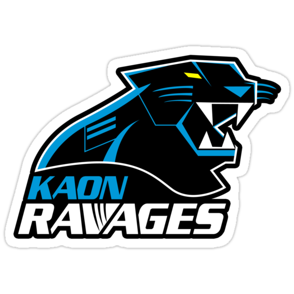 kaon ravages. by Dann Matthews