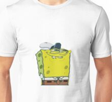 Seedy Spongebob - No Text Unisex T-Shirt