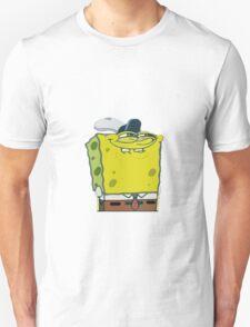 Seedy Spongebob - No Text T-Shirt