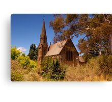 A Hidden Gem  ~ Church In Cooma NSW ~ Canvas Print