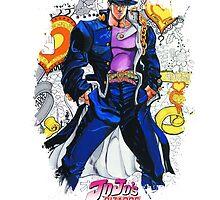 JoJo's Bizarre Adventure - Jotaro Kujo by Onimihawk
