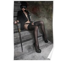 Steampunk Maiden 2 Poster