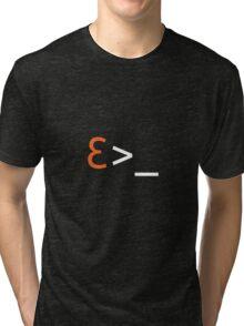 Love Terminal Tri-blend T-Shirt