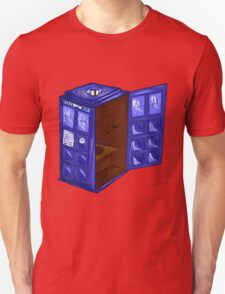 TARDIS Outhouse T-Shirt