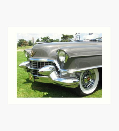 1955 Cadillac Art Print