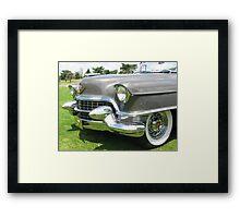 1955 Cadillac Framed Print