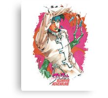 JoJo's Bizarre Adventure - Rohan Canvas Print
