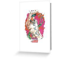 JoJo's Bizarre Adventure - Rohan Greeting Card