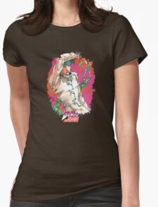 JoJo's Bizarre Adventure - Rohan Womens Fitted T-Shirt