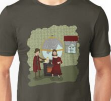 Snowglobes and Souffle Girl Unisex T-Shirt