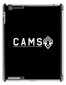 CAMS Light Logo and Name by Christopher Bunye