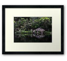 Still Raymond Creek Framed Print